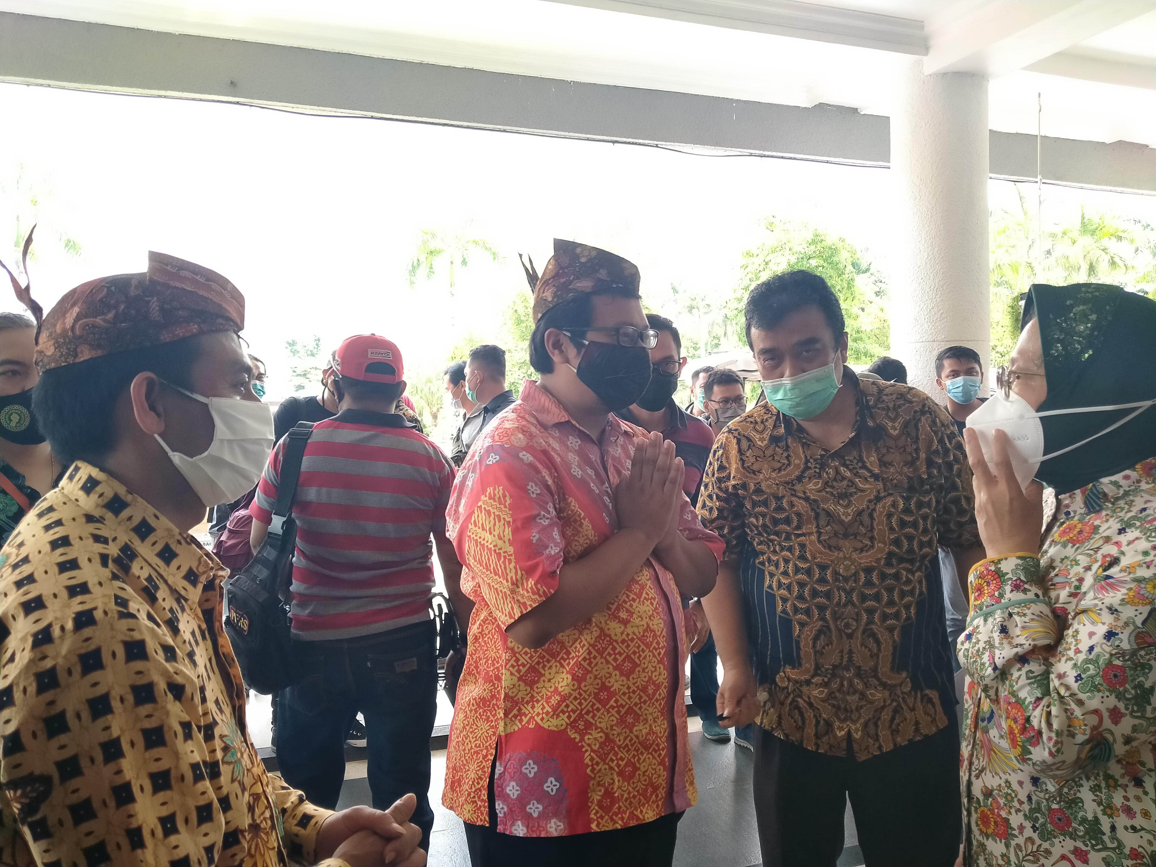 Ringankan Beban APBD, Pemerintah Kota Surabaya Menerima Bantuan Ransum Pasien Covid-19